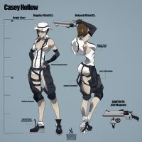 Casey Hollow by sektrone