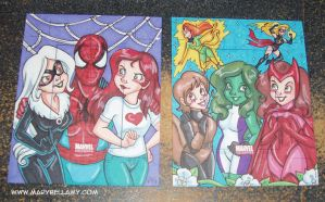 Marvel Universe AP 11 12 by MaryBellamy