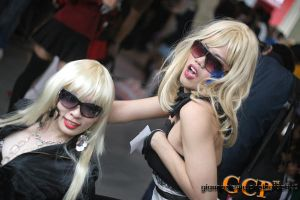 2 Lady Gagas? by chenmeicai