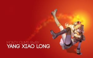 Yang Xiao Long by AssassinWarrior