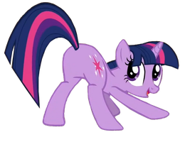 Twilight Spankle? I dunno XD by MLPinkiePie