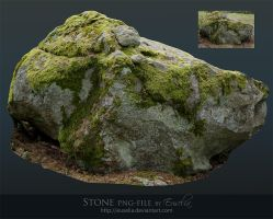 Stone3 - png-files by Euselia