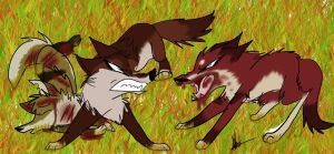 GROWLS by coco56