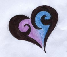 Heart Tattoo Design by loves-tears