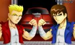 Double Dragon by ninjatron