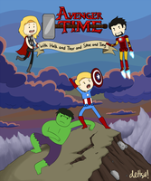 Avenger Time? by dettsu