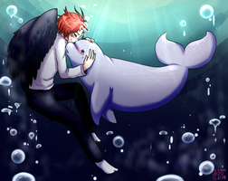 The Prince and the Dugong by Reruuu