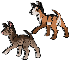Dog Adopt 3 by AdoptApothecary