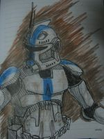 CAPTAIN REX by shithlord