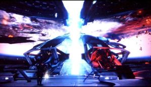 Mass Effect 3: The Final Choice by ENTITY-JS