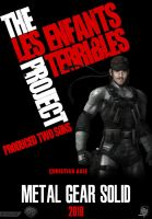 Metal Gear Solid: The Movie 1 by dannigoestohollywood