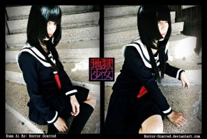 Enma Ai - 2 by Horror-Scarred