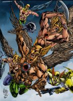 HAWKMAN_COLORS by jdavidlee1979