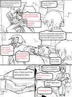 Fallout-Illogical Compassion 4/4 by KingVego