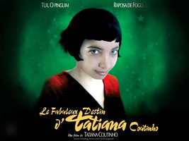 Me as Amelie Poulain by tscoutinho