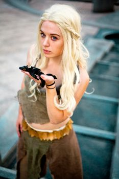 Mother Of Dragons at DragonCon 2014 by KrazedChaos