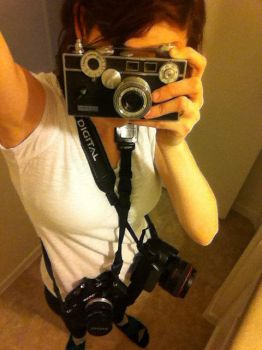 ID. camera face by Mercy-Angel
