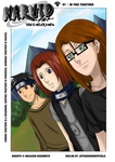 Naruto Doujin - You'd Never Know - Chapter 1 Cover by JoTehDemonicPickle