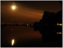 Moon Over River St by tchago84