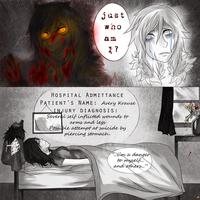 Hospitalized::. by Judaime