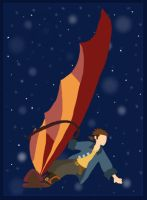 Disney Heros: Jim Hawkins Treasure Planet by middleR3DD
