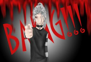 Get out alive-Lenwe by Miraged-wings
