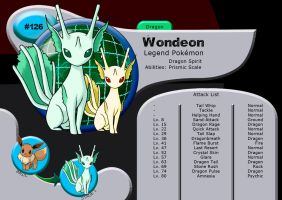 #126 - Wondeon by AlanSky