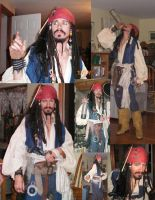 Captain Jack Sparrow 2007 by GlamourBoy