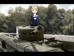 Morning Tea with Churchill VII by exceld