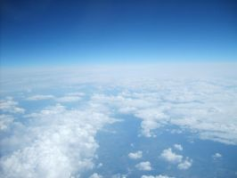 From Above - Clouds - 5 by MystStock