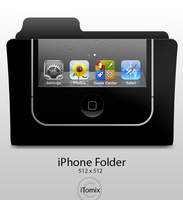 iPhone Folder by iTomix