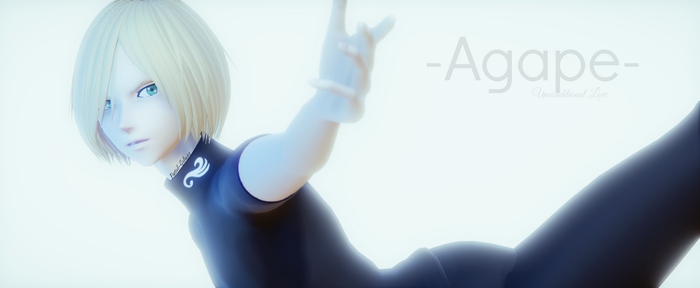Agape, Unconditional Love by Pastel--Galaxies