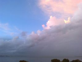 The Clouds and Me - The River Tejo 2012.10.25-6 by Kay-March