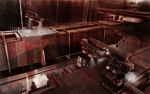 Red Industries by ScarlettInfinity