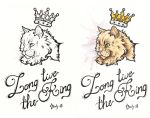 Long Live The King by BlueUndine