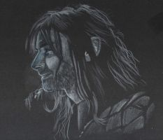 Kili sketch by suvitvv