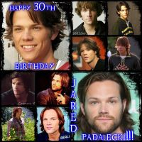 Happy 30th Bday Jared Padalecki! QwQ by TheDocRoach