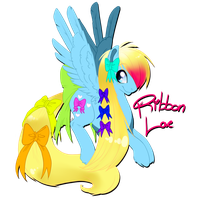+COMMISSION+::RibbonLove::.. by RuuLette