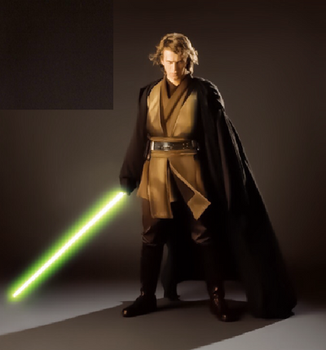Anakin If He Was Trained On Tattooine by Kal-el4