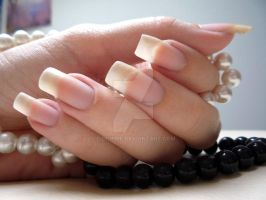 Natural nails II by Didi-hime
