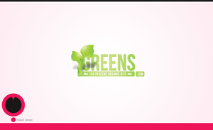 Greens.com by ImPact-Design