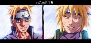 manga naruto 691 - happy birthday by sAmA15