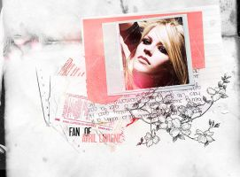 fan on avril lavigne. by magicrau