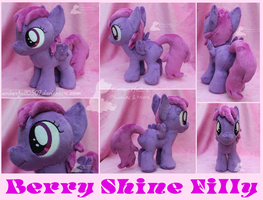 Berry Shine filly by Emberfall0507