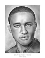 Lee Thompson Young by gregchapin
