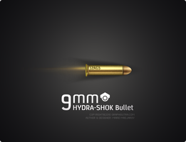 Bullet by GRAPHISUTRA