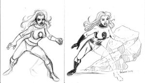 DSC Invisible Woman Victomon by victomon
