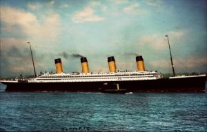 The Spirit of Ireland by RMS-OLYMPIC