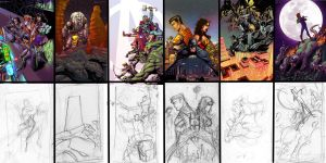 Thumbnail collage2 by ParisAlleyne