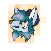 Another headshot example XD by katsunii